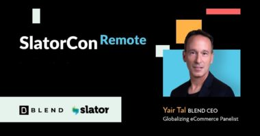 slatorcon remote blend ceo ecommerce panel
