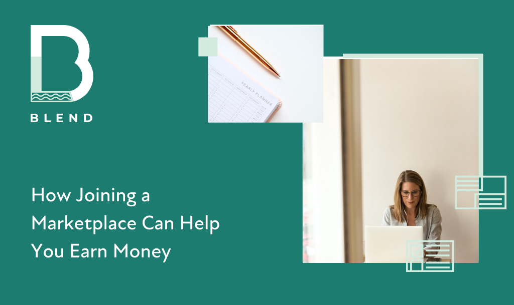 how joining a marketplace can help you earn money